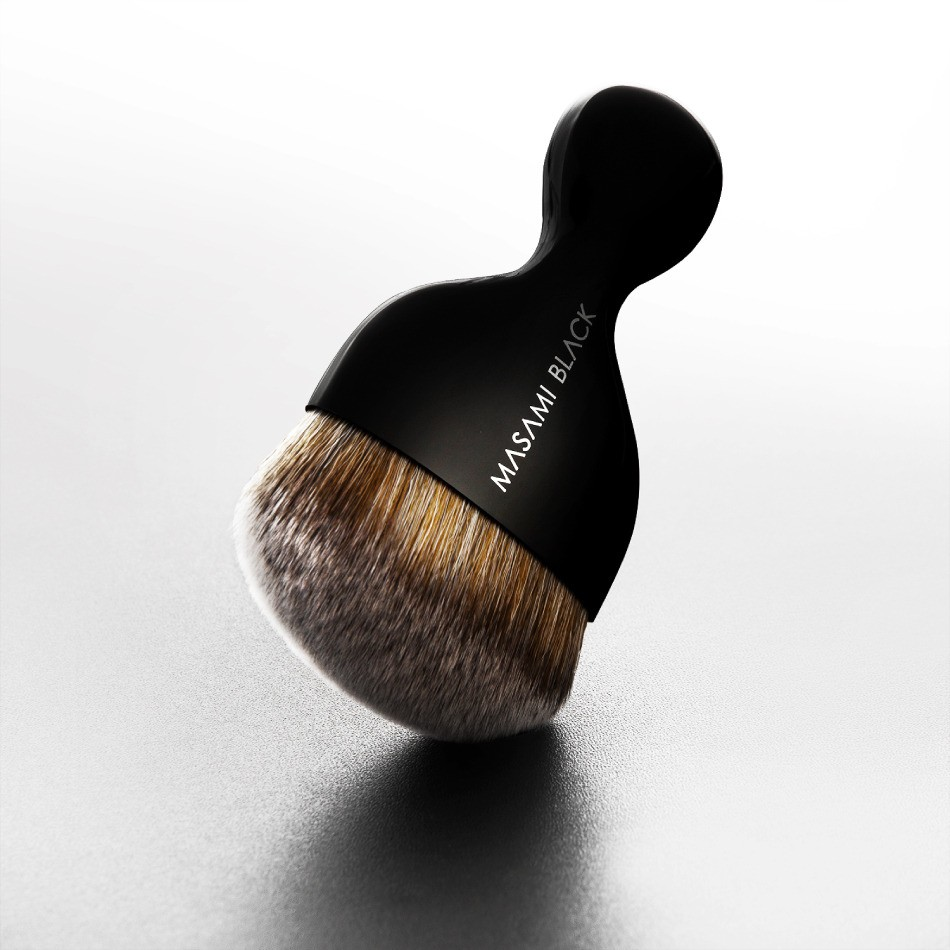 Masami Black Round Painter Brush
